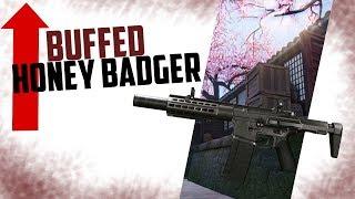 Warface BUFFED Honey Badger - More damage, better multipliers