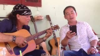 Hà Tiên - Anh Khoa guitar & Hoàng Luân ( St: Lê Dinh)