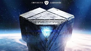 WHAT IS INFINITE LAGRANGE? - SCI-FI SPACE SIMULATION INTO THE UNKNOWN (Walkthrough Gameplay) screenshot 1