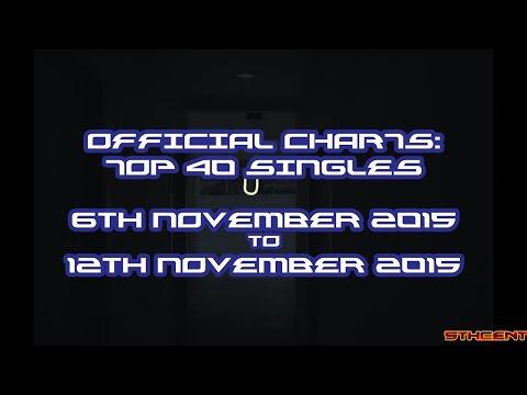 Official Charts (UK): Top 40 Singles (6th November 2015 - 12th November 2015)