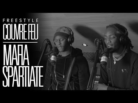 Youtube: MAFIA SPARTIATE – Freestyle COUVRE FEU sur OKLM Radio