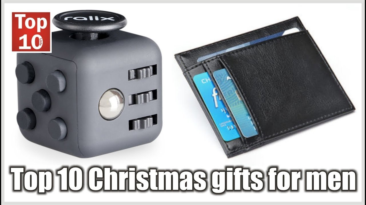 Top ten men gifts for christmas