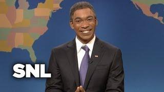 Weekend Update: Barack Obama - Saturday Night Live