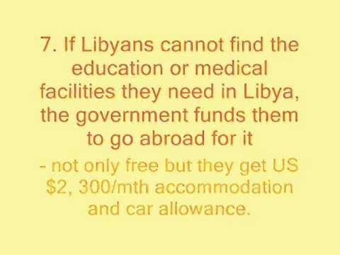 16 Facts About Gaddafi