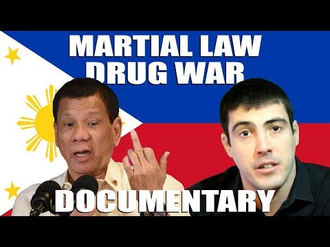 Martial Law and the Drug War in the Philippines  (Documentary | Vossen Media | Duterte)
