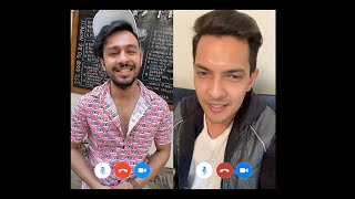Tony Kakkar & Aditya Narayan VIDEO CALL about GOA BEACH SONG