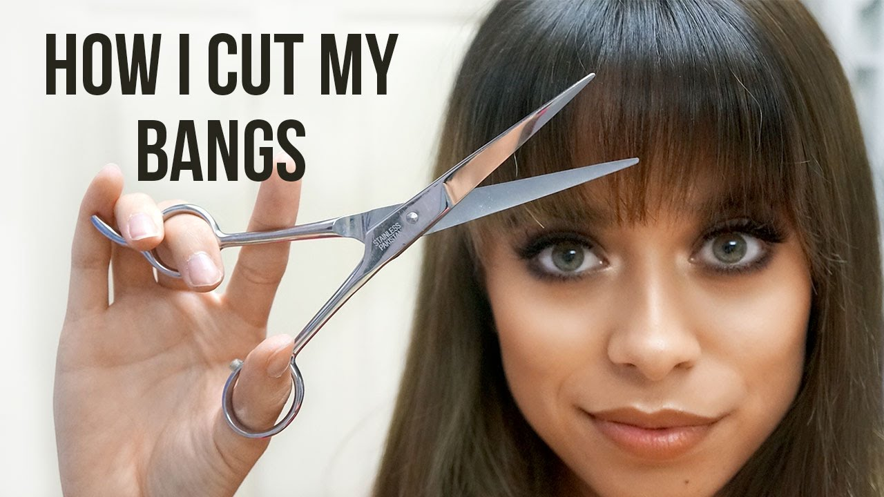 how to fix a blunt cut cut blunt bangs into long