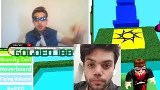 Roblox bank obby(Urdu Video)