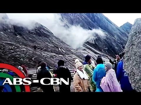 How Pinoy hikers survived Mount Kinabalu quake