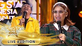 Denny Caknan Minta Nomer Hp Ayu Ting Ting! - | Live Audition | Rising Star Indonesia Dangdut