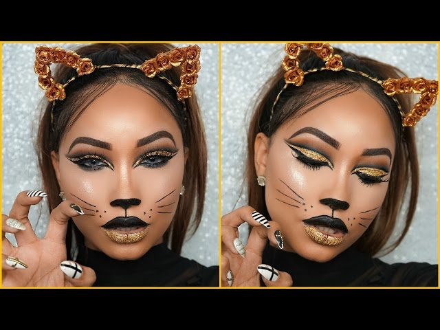 25 Halloween Makeup Tutorials That Are Actually A Lot Easier Than ...