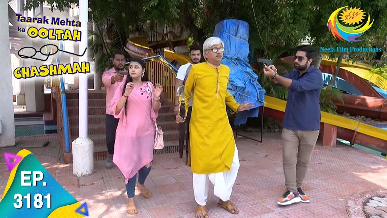 Download Taarak Mehta Ka Ooltah Chashmah - Ep 3181 - Full Episode - 4th June, 2021