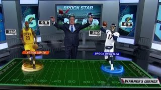 Brock Osweiler = LeBron James? | NFL GameDay