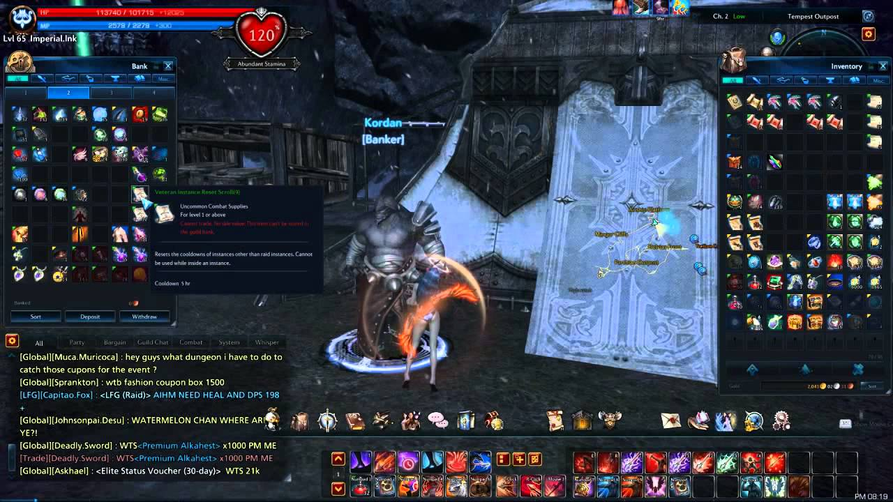 tera instance matchmaking dating ikaw by numerhus
