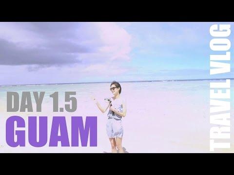 괌여행 2박 3일 도착 Guam Travel VLOG Day 1