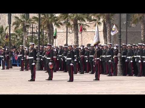 Vídeo del 475º Aniversario del cuerpo de Infantería de Marina.