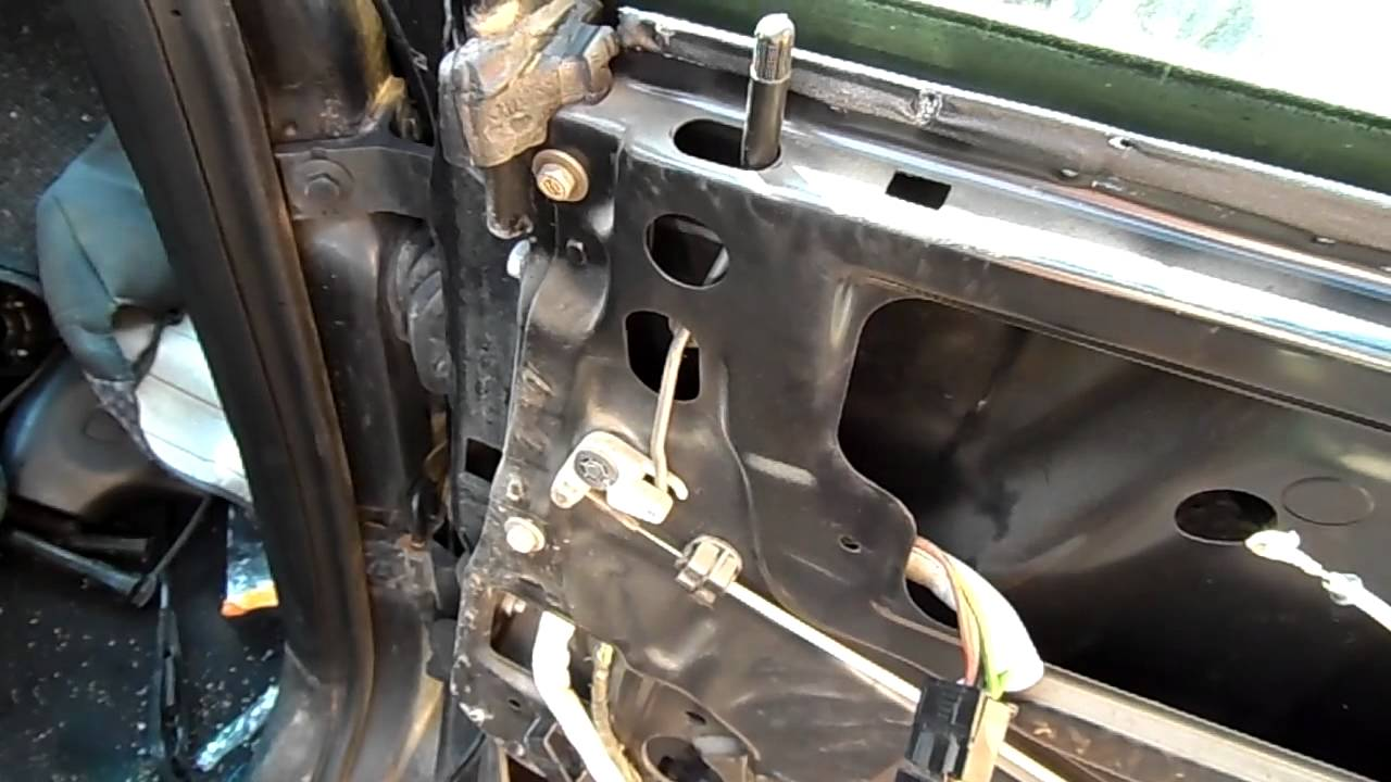 Audi 80 B4 Central Lock Youtube