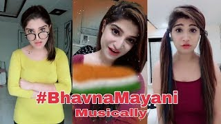 Bhavna Mayani - Comedy Musically | Special Musically Compilation Videos | Musical.Ly #Tik-Tok