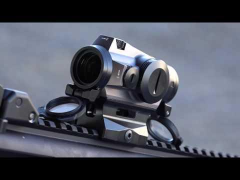 SHOT Show 2017: SIG Sauer Romeo4S Electro-Optics Reflex Sight