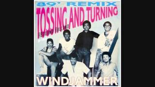 Windjammer - Tossing and Turning (12inch Version) HQ+Sound