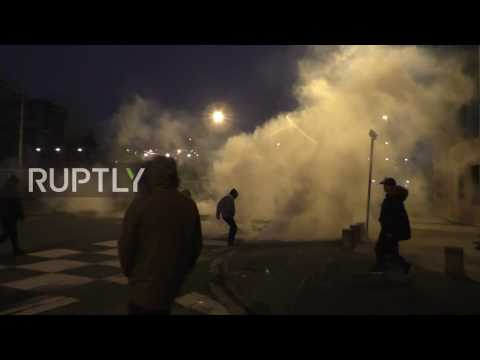 France: Violence continues at anti-police brutality protest