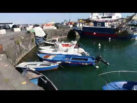 Porto di Catania - Costa Fascinosa - Navi (DIRETTA FACEBOOK) Catania Time