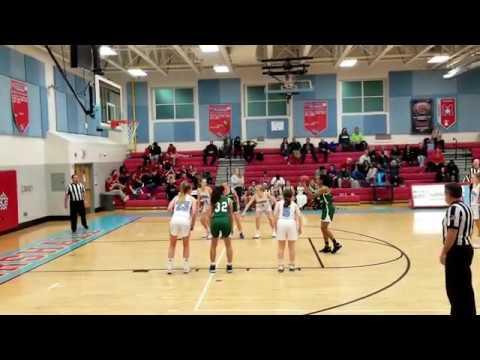 Torrie Maddox 2020 Falls Church High School Senior Season - Foul Shots