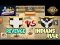 Revenge clan vs Indians Rule  Wcl trial matchup Clan war Recaps-Clash of Clans
