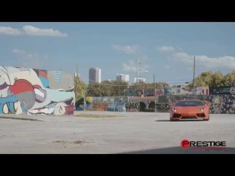 Lamborghini Aventador Rental | Prestige Luxury Rentals