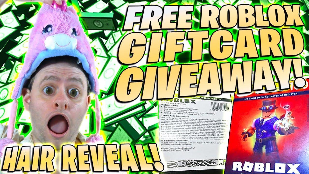 Free Roblox Gift Card Giveaway Win Free Roblox Gift Card Code Giveaway Get Free Robux 2019 How To Get Roblox Premium Uk Usa Youtube