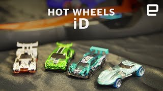 Hot Wheels ID Hands-On