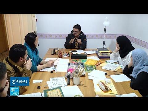 جزائريون يقبلون بشغف على دراسة فن الخط العربي بشتى أنواعه  - 14:02-2020 / 2 / 25