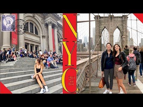 New York City, United States // Travel Vlog