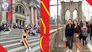 New York City, United States // Travel Vlog