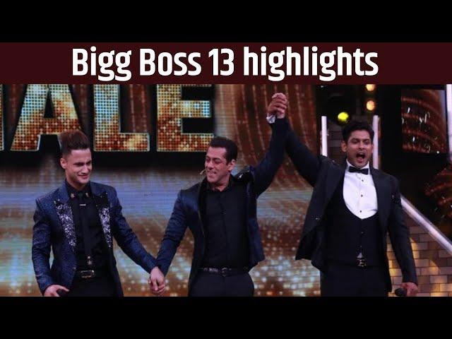 Sidharth Shukla बने शो के विनर, तो Asim Riaz बने जनता के विनर   Shehnaaz Gill   Bigg Boss 13