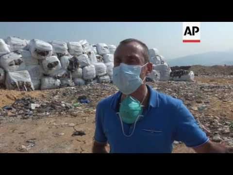 Rubbish crisis looms again with landfill row