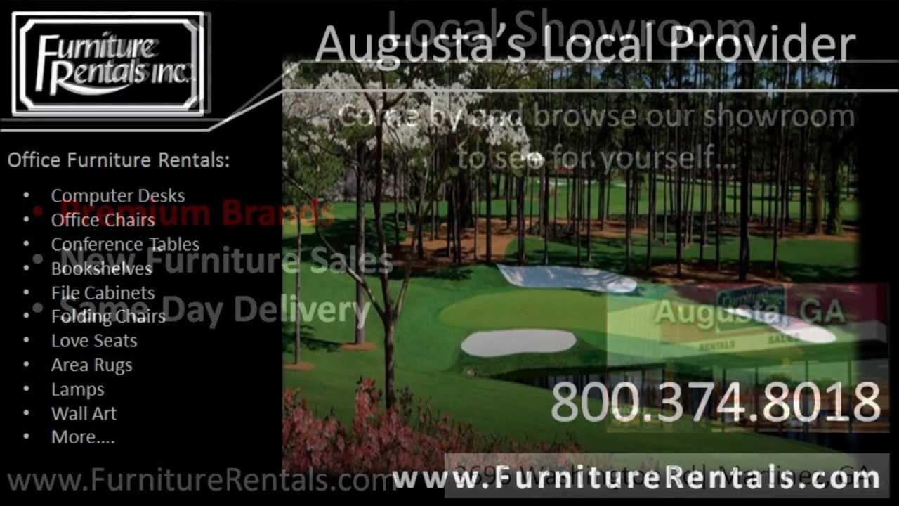 Augusta GA Office Furniture Rentals