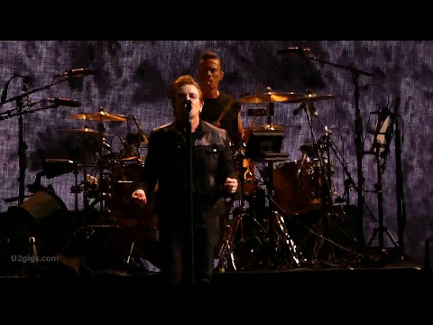 U2 I Still Haven't Found What I'm Looking For, Vancouver 2017-05-12 - U2gigs.com
