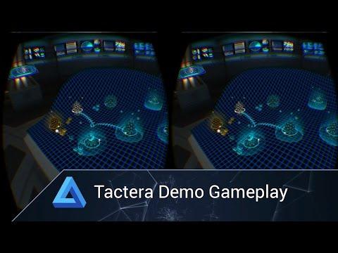 Tactera gameplay on Oculus Rift