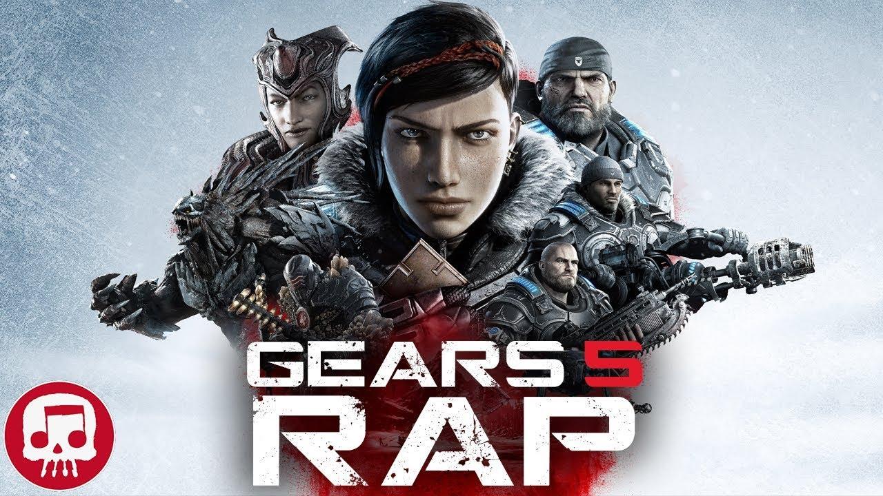 GEARS 5 RAP by JT Music (feat Andrea Storm Kaden) thumbnail