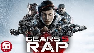 GEARS OF WAR 5 RAP by JT Music (feat Andrea Storm Kaden)