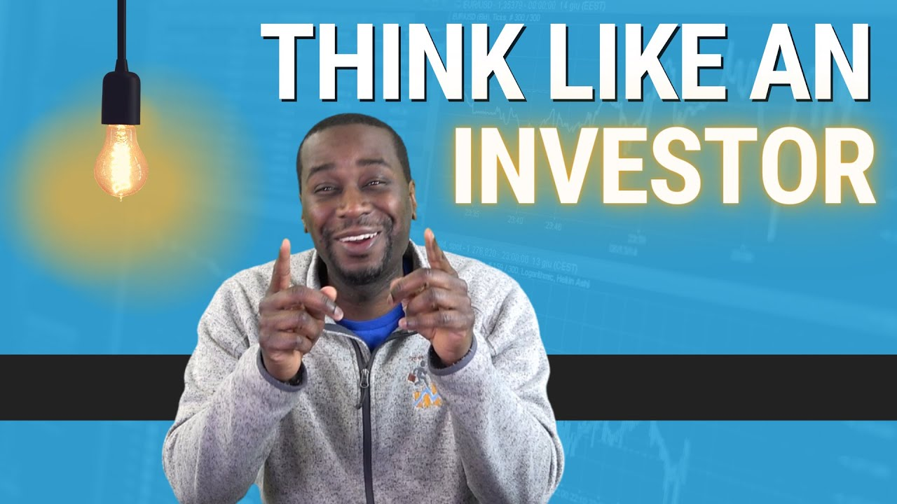 How to Become an Investor - 4 Mindset Tips to Get Started