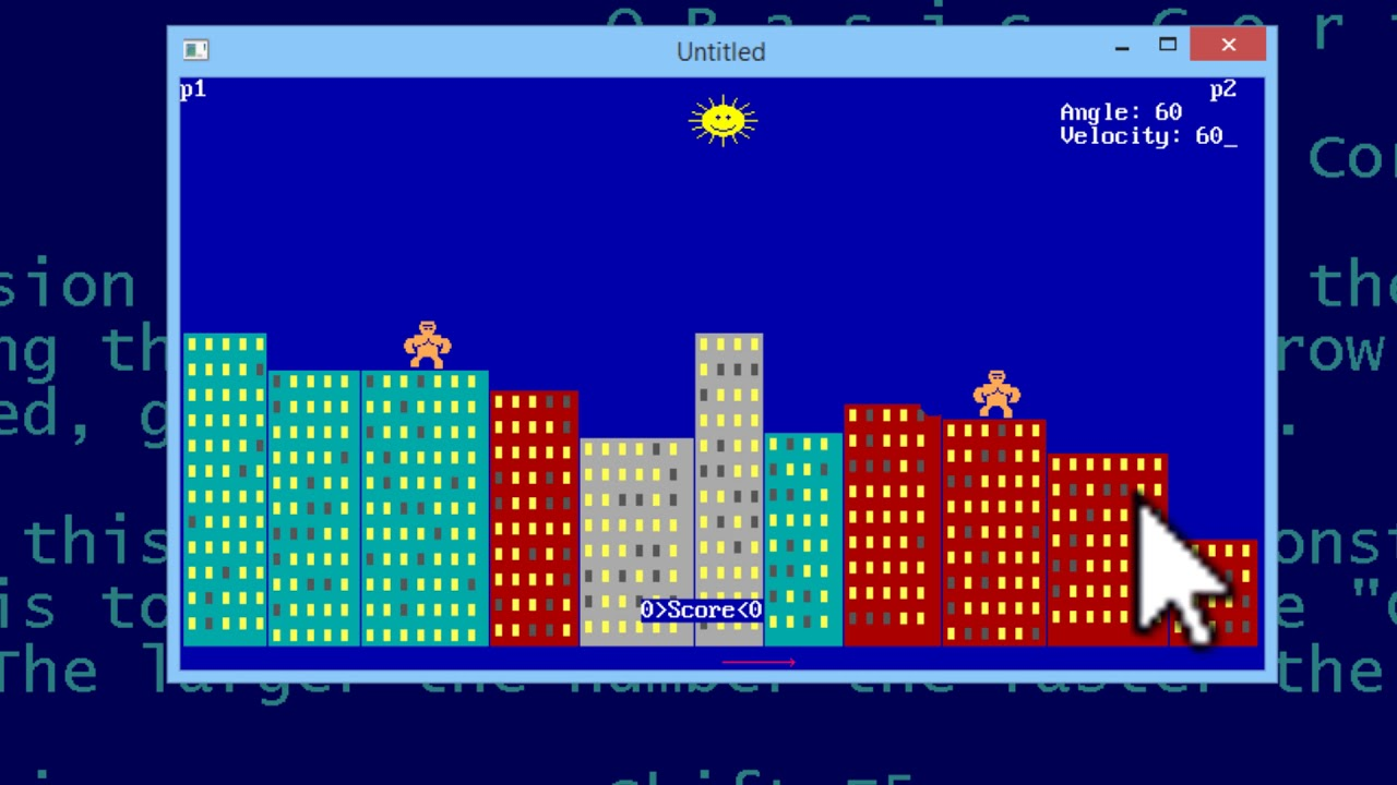 qbasic game programming | Games World