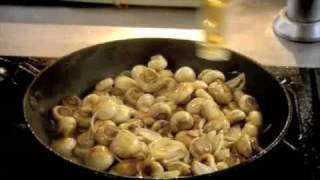 Gordon Ramsay - Marinated mushrooms