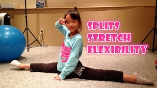 How to do the splits for beginners (Easy to Learn) - Gymnastics & Dance