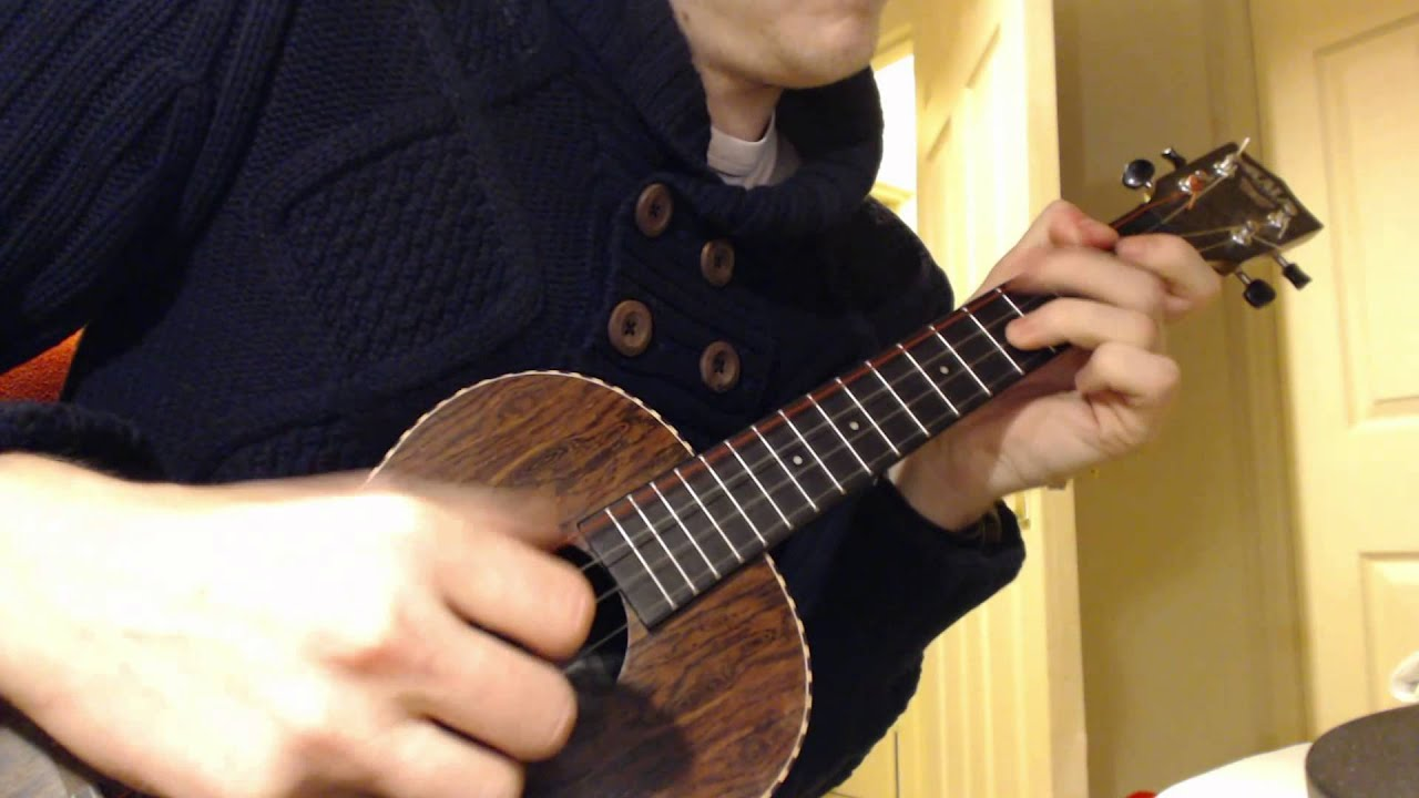 You ve Got A Friend in Me ukulele fingerpicking cover