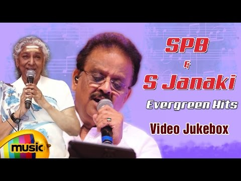 SPB S Janaki Evergreen Tamil Hits | Video Jukebox | SPB | S Janaki | Ilayaraja | Mango Music Tamil