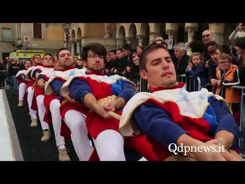 Pieve di Soligo - Tiro alla fune 2017