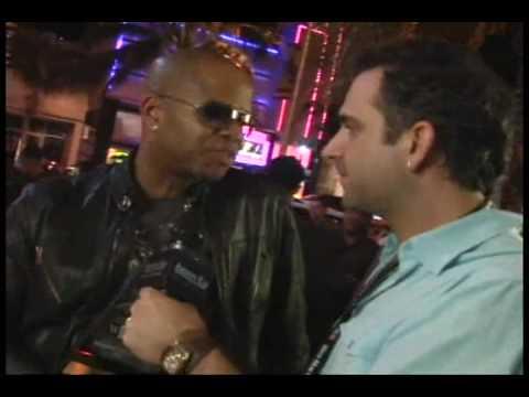 Chris Willis interview with Louie La Vella (Miami 2008)