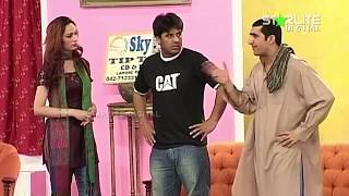 Pakistani New Stage Drama by Zafri Khan , Goshi 2 ! Non Stop